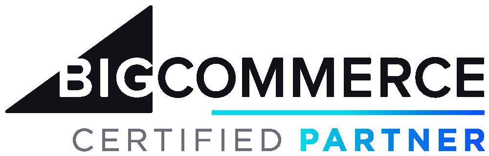 partenaires BigCommerce logo noir