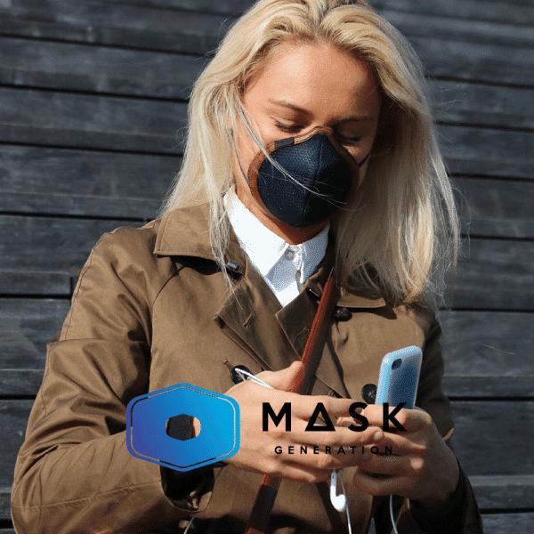 site e-commerce mask