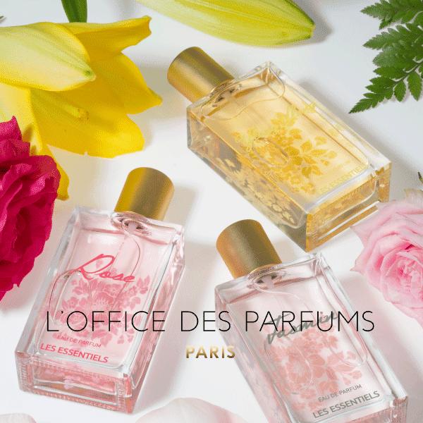 présentation site office des parfums